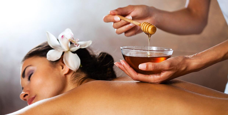 Польза медового массажа, как делать