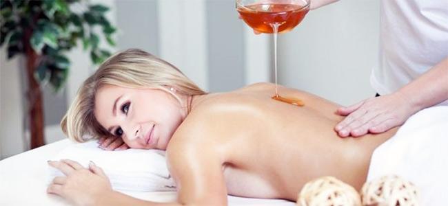 Эффективность медового массажа для лица, тела, спины и живота